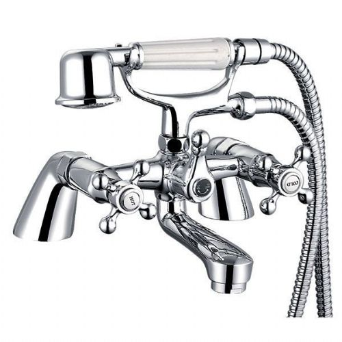 Kartell Victory Bath Shower Mixer Tap Chrome